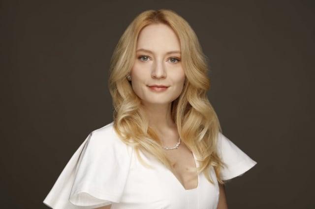 斯洛伐克設計師彼得拉科娃(Lenka Petráková)。(彼得拉科娃提供)