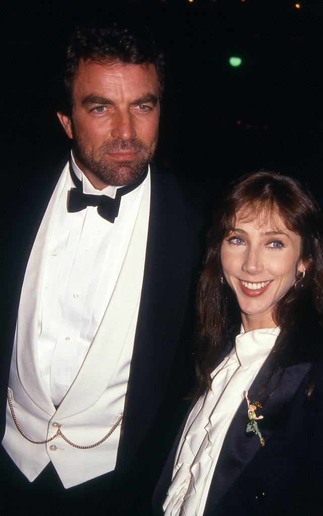 謝立克夫婦,攝於1990年。(Vicki L. Miller/Shutterstock)