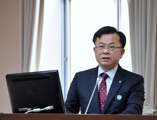 國家通訊傳播委員會(NCC)主委陳耀祥。(中央社)
