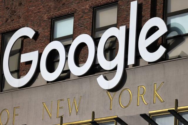 去年12月美國德州與多個州聯合對科技巨擘谷歌(Google)提出訴訟,指控谷歌違反《反壟斷法》。(M. Santiago/Getty Images)