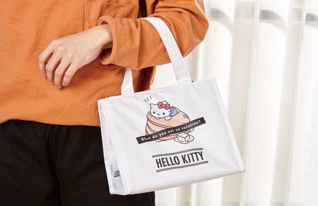 HELLO KITT保溫午餐袋卡友禮。(統一時代提供)