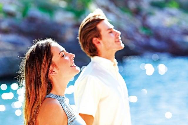 袪溼、調氣、養神的妙方,有助於身體、心靈除舊布新。(Shutterstock)