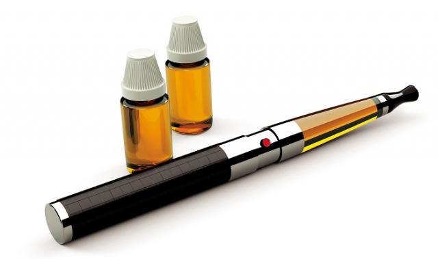 電子煙可能產生的4種危害列出如下。(Shutterstock)
