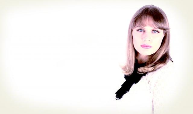 尤利婭(Yulia),是獨立樂隊「臨時居民」(The Temporary Residents)樂隊的主唱和聯合創始人。(臨時居民樂隊提供)