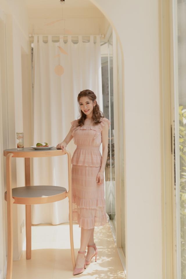 舒適、大方又有造型感的服裝,是楊千霈衣櫃中的必備清單。(Ouwey歐薇提供)