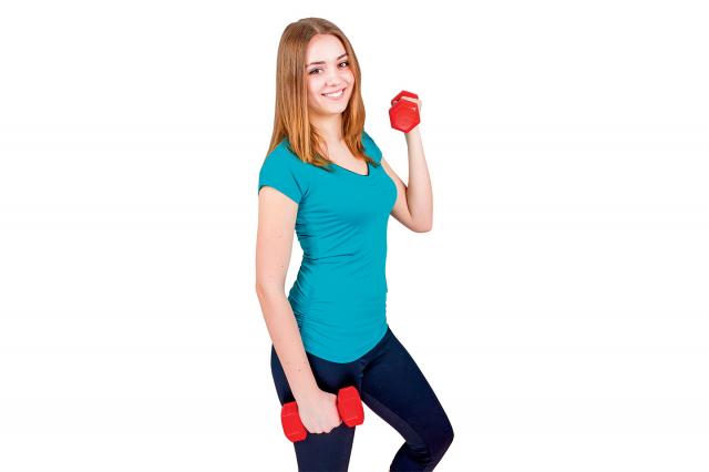 近年來有許多女性為了追求健康而投入慢跑、重訓、深蹲等運動,因過度使用骨盆底肌肉造成骨盆底肌肉慢性發炎的案例有逐漸增加的情況。(Shutterstock)
