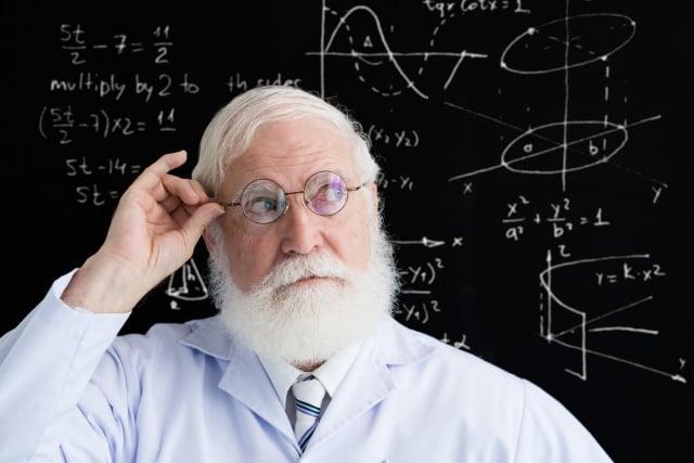 如果你更關心學習和成長,而不僅僅是正確,那麼接受新信息和加深理解就會容易得多。(Shutterstock)