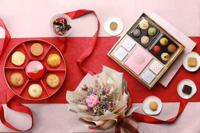 舊振南母親節限定禮盒,品味美好傳統時光。(麗晶精品提供)