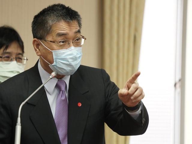 內政部長徐國勇表示,公設比是否合理?應從建築基本需求與市場消費需求來看。(中央社)