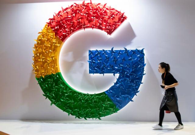 谷歌去年在澳洲的收入高達五十多億澳元,但這家美國科技巨頭只交了7,600萬澳元(約新臺幣16億1,358萬元)的稅。(JOHANNES EISELE / AFP / Getty Images)