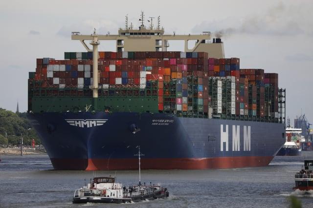 韓國4月出口增幅創下10多年來的新高。( Morris MacMatzen/Getty Images)