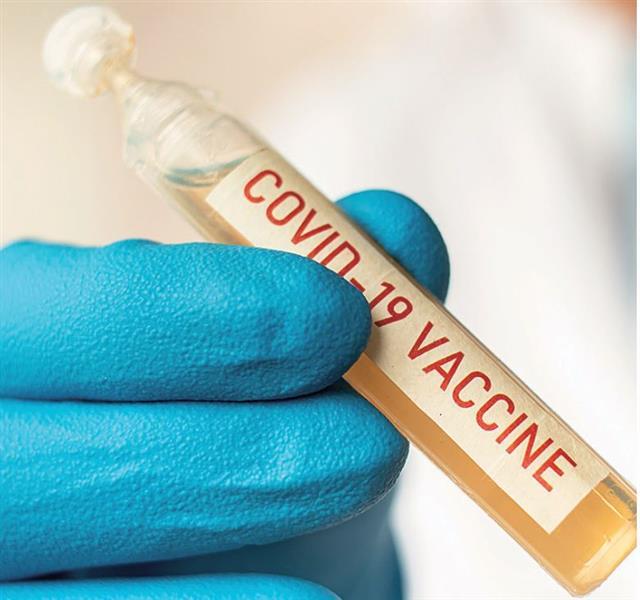 「疫苗護照」我們來看看下面這則新聞。 (123RF)