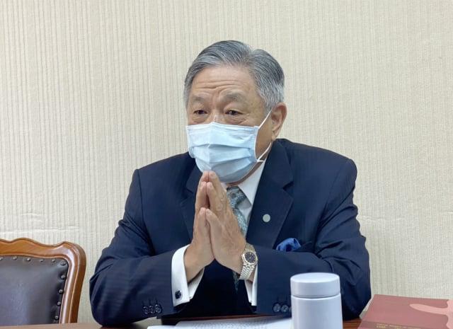 外交部次長田中光10日列席立法院內政委員會專題報告,針對臺是否獲邀參加WHA一事表示,「我們會戰到最後一刻」。(中央社)