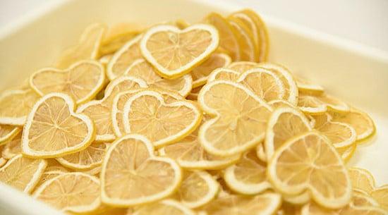 心型檸檬紅茶。(POYA寶雅提供)