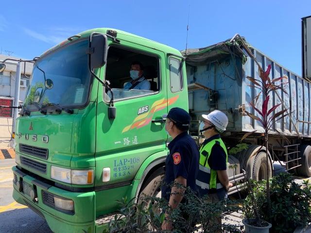 基隆港、臺北港、蘇澳港及臺中港完成港區進出通道盤點,限縮人員進出港區通道,預為實聯制準備。