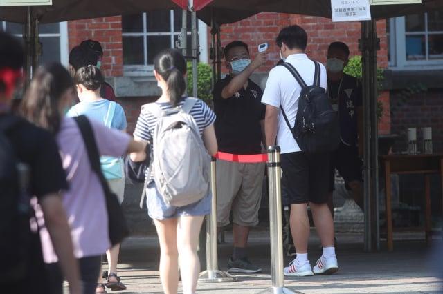 國中會考 179考生須補考 4人確診