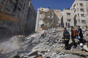 以總理:哈瑪斯躲在平民背後