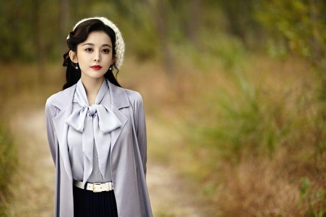 中國女演員古力娜扎。(LiTV、唐人影業-娜扎工作室提供)