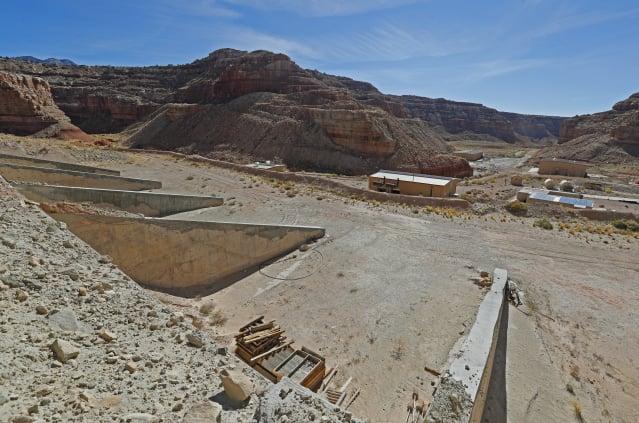 圖為美國的礦場。( George Frey/Getty Images)