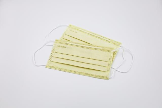 萬泰ACT銀銅鈦濺鍍材料已大量應用於口罩等防疫用品。(銀領科技股份有限公司提供)