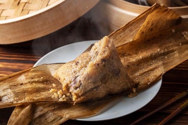 「湯瑪仕肉舖」泰式打拋豬肉粽。(Pinkoi提供)