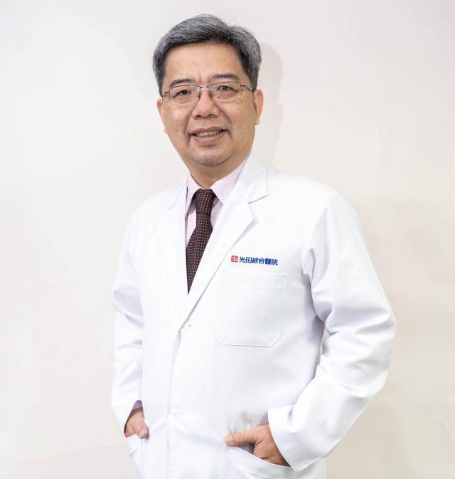 王敦正醫師表示,中醫之所以能治病毒感染,就是靠著「扶正以袪邪」。(光田綜合醫院提供)