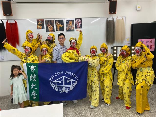 活潑的教學、趣味化的學習是華語文學習者動能的來源。(周怡怡提供)
