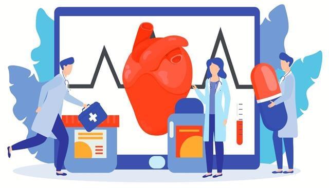 心臟為什麼要裝電池?古人是怎樣在沒有電池下,整復心臟的節律?(123RF)