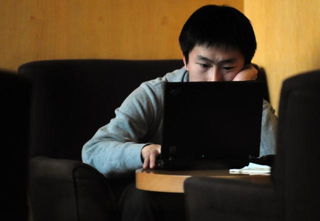 中國科技公司實施對員工的大量監控,引發關注。示意圖。(FREDERIC J. BROWN/AFP/Getty Images)