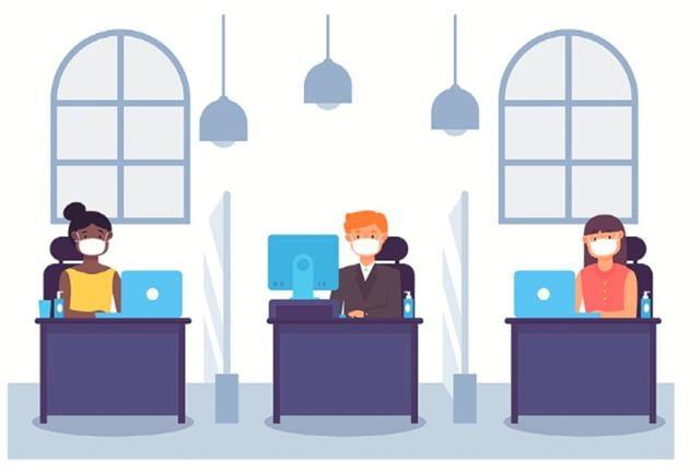 不管疫情如何嚴重,只要管理者用心去思考並且提前布達,讓全體員工做好心理準備,配合執行辦理,相信臺灣一定會度過這次嚴峻的疫情難關。(Shutterstock)