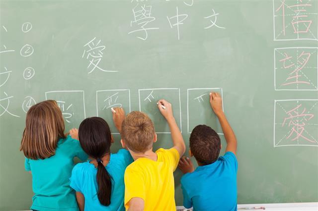 學正體字不只是學漢字,也是在學文化、學歷史。(123RF)