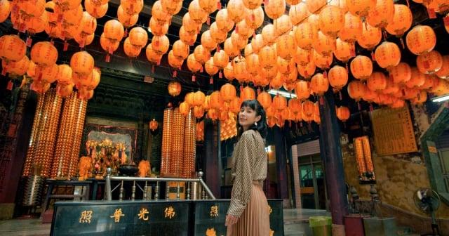 屏東縣政府2020年推出的形象影片《屏東,總是多一度》,主打台灣的庶民人情味,最近入圍西班牙觀光影像節Terres Travel Festival。(屏東縣政府提供)