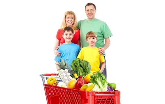 強健的免疫力是人體對抗病菌的第一道防線,而免疫力就來自於均衡食物的營養素。(123RF)