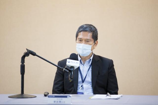 文化部長李永得表示,預估今年疫情對藝文產業衝擊達80億至100億元。(文化部提供)