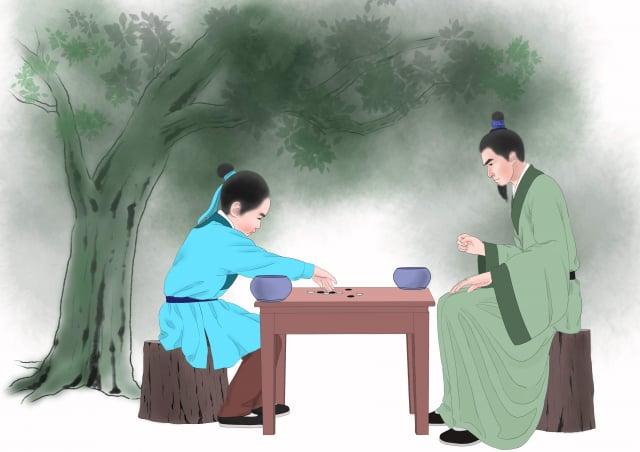 清朝官員秦松齡為百齡作傳記,評價道:「像過百齡,真可稱為奇人了!他擔任公卿門客近四十年,從不曾因私事而有所請求。像過百齡這樣的人,難道僅僅是一個下棋的人嗎?」(圖/志清)