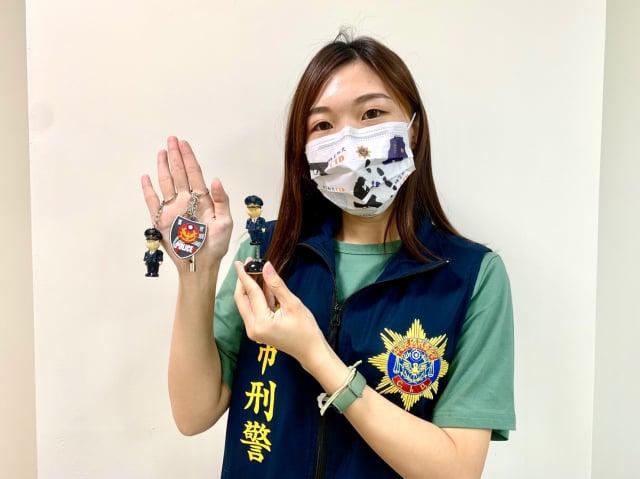 龜山警分局青春熱血繪畫活動開跑囉。
