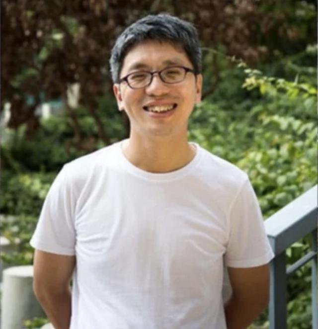 嶺南大學助理教授葉蔭聰。(取自嶺南大學)