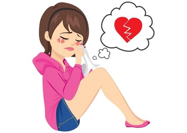 失戀創傷的人首先要學會自救,只有當自救力度不足之時,才需要尋求醫藥。唯有強化心神,修行悟道,你才能夠控制情感、超越情感。(123RF)