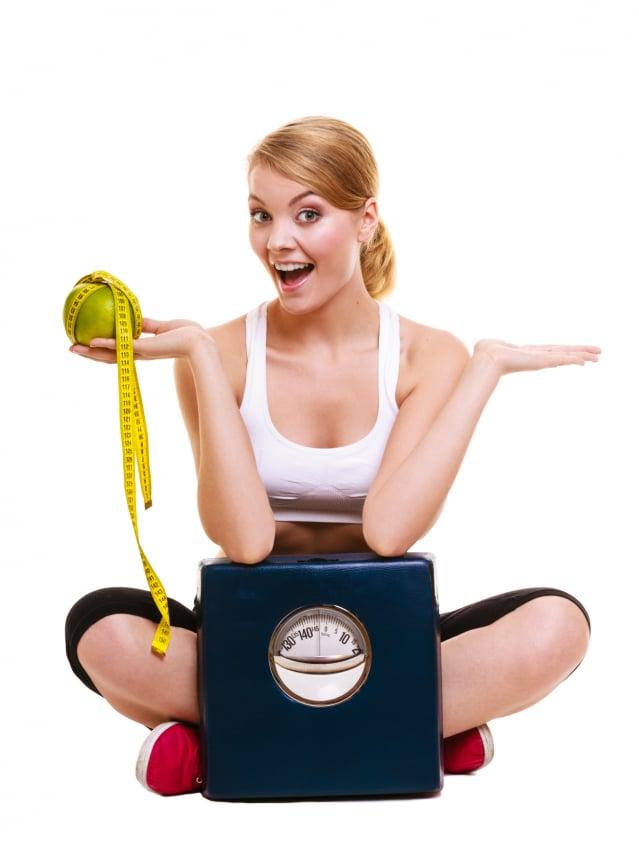 10個貼心的妙招,減重者完全不必節食,只需要多吃一種食物,或是調整一下飲食方式,就能輕鬆減重。(Fotolia)