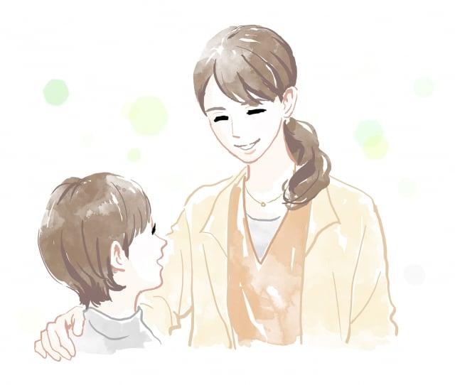 不少醫療人員也擔任母親角色,防疫期間,減少與家人見面、接觸,為的是守護他們的健康。(Fotolia)