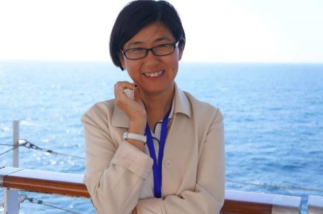 中國維權律師王宇,圖為資料照。(網路圖片)