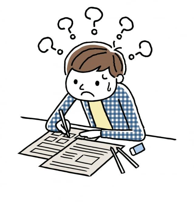考試成績並不能反映你的價值,也不會阻止你從事自己長期想要做的事情。(123RF)