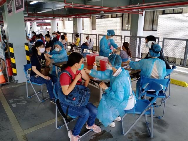 衛生福利部桃園療養院復健學員疫苗施打,保障工作權。