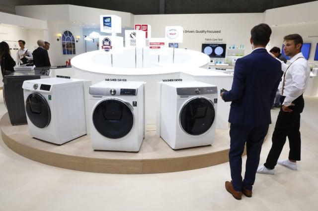 受原料價格上漲影響,中國家電價格普漲。示意圖。(Michele Tantussi/Getty Images)