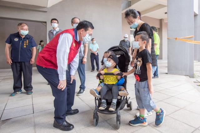 14、15兩日桃園將完成66至65歲長者及56至55歲原住民長者的接種作業。