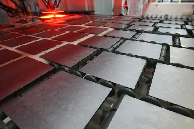研調機構IC Insights最新報告指出,臺灣的晶圓代工產能占全球21.4%,穩居全球第一。(Sean Gallup/Getty Images)