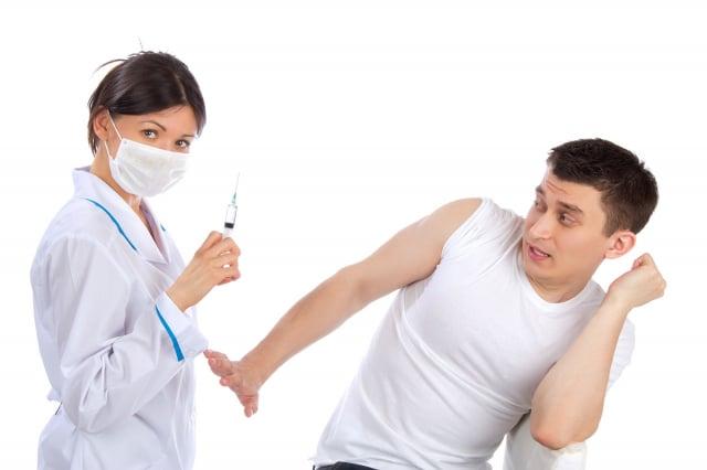 在正常情況下,注射疫苗的不良反應應該是輕微,造成的嚴重傷害與死亡是少數,不能說沒有,但也因此常常有些嚴重的不良反應會被世衛認為是對疫苗的不良認知造成。(123RF)