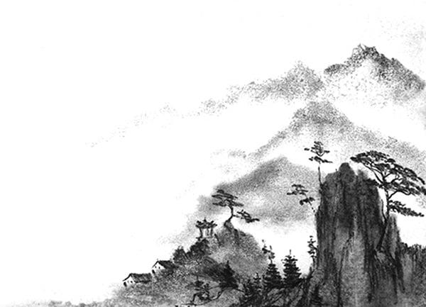 水逸山秀景物緻。(123RF)