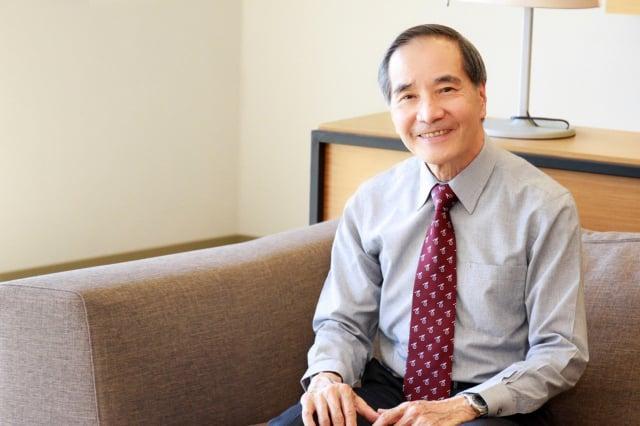 清華大學半導體研究學院計畫案20日獲行政院跨部會審議通過,預計今年8月成立,浸潤式微影之父林本堅將出任第一任半導體學院院長。(清華大學提供)