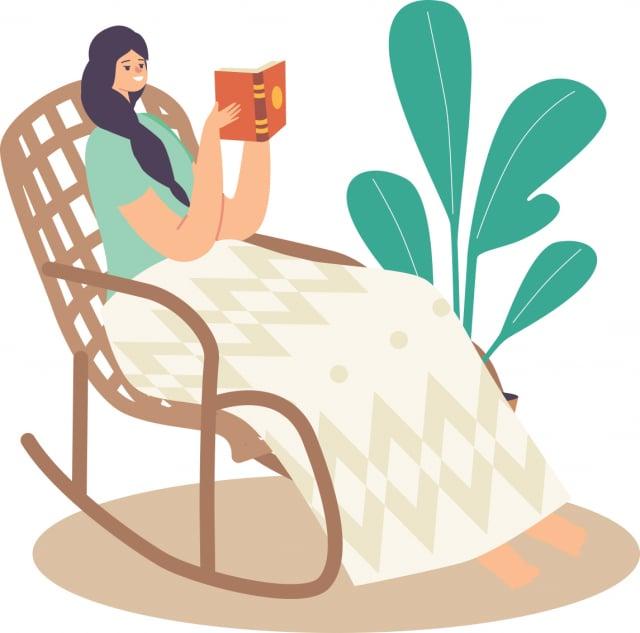 美國人熱愛閱讀,文人雅士偏好沉浸在經典文學中;但普羅大眾都在尋找那令人愛不釋手,又逃脫現實的小說,雖然劇情滿是情感糾葛,但最終也都能提供讀者一個救贖的美滿結局。(123RF)